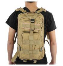 30L Oxford 3P  taktikai túrahátizsák - Khaki