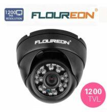 FLOUREON 1200TVL NTSC Vízálló Kültéri IP Kamera Éjjellátó Funkcióval