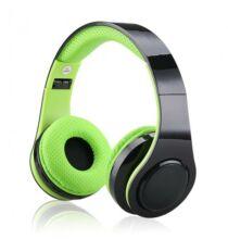 EXCELVAN Vezetéknélküli Bluetooth Fejhallgató - Zöld