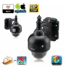 EU ECO Raktár - Sricam SP015 720P Vezetéknélküli Dome IP Kamera
