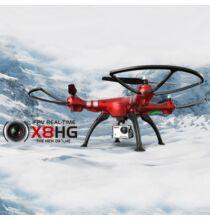 EU ECO Raktár - Syma X8HG Quadkopter - Piros