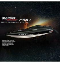 EU ECO Raktár - FeiLun FT011 RC csónak - Fekete