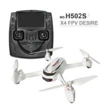 Hubsan X4 H502S 5.8G FPV Quadcopter 720P Kamerával - Fehér