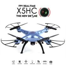 Syma X5HC 2.0MP drón - Kék