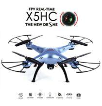 EU raktár - Syma X5HC 2.0MP quadkopter - Kék