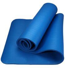 NBR jógamatrac 183 x 61cm - Kék