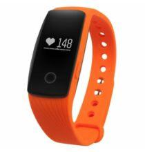 ID107 Bluetooth 4.0 okosóra (CN) - Narancs