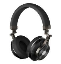 EU Raktár - Bluedio T3 Plus Bluetooth headset (PL) - Fekete