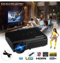 Excelvan 96+ 1280 x 800 1080p LED Projektor