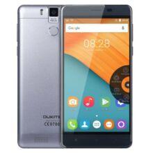 EU4 Raktár - OUKITEL K6000 Pro 4G okostelefon - Szürke