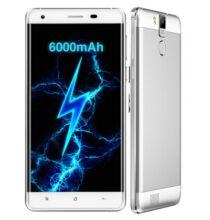 EU4 Raktár - OUKITEL K6000 Pro 4G okostelefon - Fehér