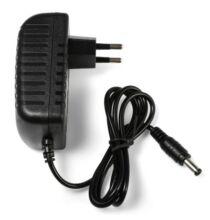 EU3 Raktár - BRELONG 12V LED szalag adapter - Fekete