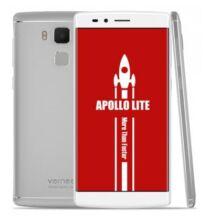 Vernee Apollo Lite 4G+ okostelefon (HK4) - EU csatlakozó, Ezüst