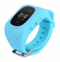 Q50 (q1213) LCD 2G gyermek okosóra telefon - Kék