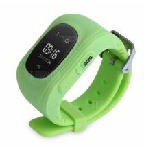 Q50 (q1213) LCD 2G gyermek okosóra telefon - Zöld