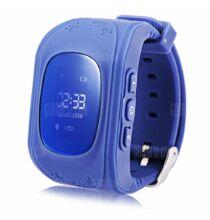 Q50 (q1213) LCD 2G gyermek okosóra telefon - Sötétkék