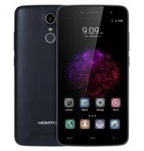 EU4 Raktár - Homtom HT17 4G okostelefon - Sötétkék