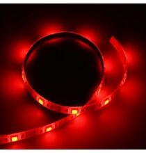 5V 0.5M UBS LED vízálló fényszalag - Piros