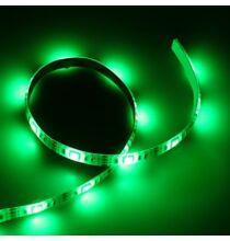 5V 0.5M UBS LED vízálló fényszalag - Zöld
