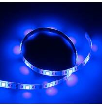 5V 0.5M UBS LED vízálló fényszalag - Kék