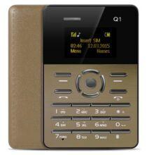 AIEK Q1 mobiltelefon - Arany