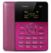 AIEK Q1 mobiltelefon - Pink