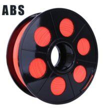 K - Camel 1.75mm 3D nyomtató ABS fonálköteg 340m - Piros