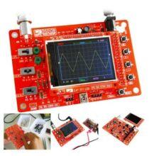 DSO138 DIY Digitális Oszcilloszkóp szett - Piros
