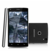 EU Raktár - DOOGEE X5 MAX Pro 4G okostelefon (GB2) - UK csatlakozó, Fekete