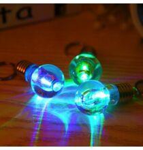 EU Raktár - LED izzó kulcstartó (UK) - Színes