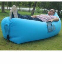 EU ECO Raktár - Felfújható Lazy Bag matrac - Kék