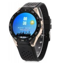 EU ECO Raktár - KingWear KW88 3G okosóra telefon - Arany