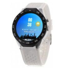 KingWear KW88 3G okosóra telefon - Fehér