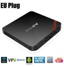 EU ECO Raktár - NEXBOX A95X Android 6.0 4K TV Box 2GB + 8GB - Fekete