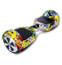 EU ECO Raktár - Hiwheel Q3 Hoverboard - Színes