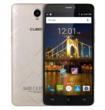 EU4 Raktár - Cubot Max 4G okostelefon - Arany