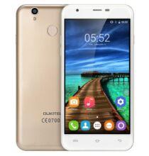 EU4 Raktár - Oukitel U7 Plus 4G okostelefon - Arany
