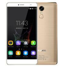 EU Raktár - Bluboo Maya Max 4G okostelefon - Arany