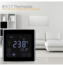 Floureon C17.GH3 Érintőkijelzős LCD Termosztát