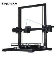 EU ECO Raktár - Tronxy X3 LCD kijelzős 3D nyomtató - Fekete