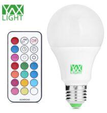 YWXLight E27 10W 800Lm LED RGBW izzó - Fehér