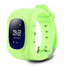 Q50 OLED 2G gyermek okosóra telefon - Zöld