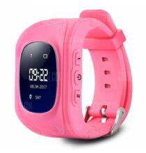 Q50 OLED 2G gyermek okosóra telefon - Pink