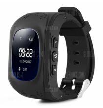 Q50 OLED 2G gyermek okosóra telefon - Fekete