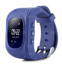 Q50 OLED 2G gyermek okosóra telefon - Sötétkék