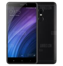 EU ECO Raktár - Xiaomi Redmi Note 4 4G okostelefon - 32GB Global verzió, Fekete