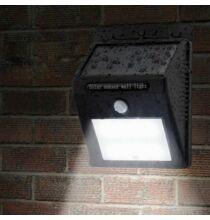 Kültéri 12 LED-es fali fény - Fehér fény