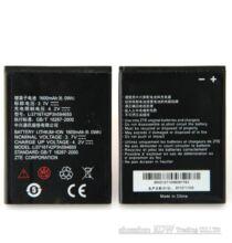 Eredeti LI3716T42P3h594650 3.7V 1600mAh Li-Ion akkumulátor ZTE V889S V970 N970 V807 telefonhoz