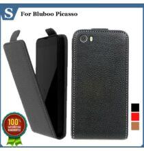 Bluboo Picasso flip tok - Fekete