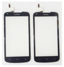 Alkatrész - Eredeti érintőkijelző Huawei Ascend Y540 okostelefonhoz - Fekete
